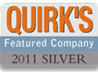 Featured Company on Quirk's